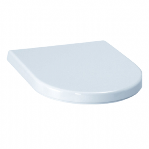 Laufen Form Seat & Cover In White - Model 8.9767.0.3000.000.1